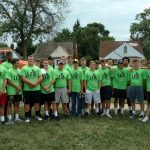 Football Provides Community Service