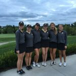 Adams High School Girls Varsity Golf beat Oxford High School 198-205