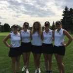 Adams High School Girls Varsity Golf finishes 16th place