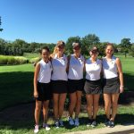 Adams High School Girls Varsity Golf finishes 11th place