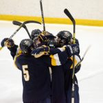 Hockey Tops Troy United