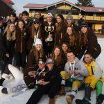 Ski Teams Enjoy Success at Invitational