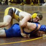 Wrestling Advances to Regional Final