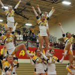Cheer Headed to State Finals