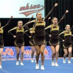 Cheer 5th at State Finals