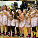 Lady Highlanders Top Ike for District Title