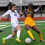 Soccer Wins League Opener