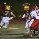 Gridders Down Romeo – Advance to Face Ike