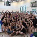 Girls Swim/Dive 3rd at State Finals – Win 4th Consecutive League Title