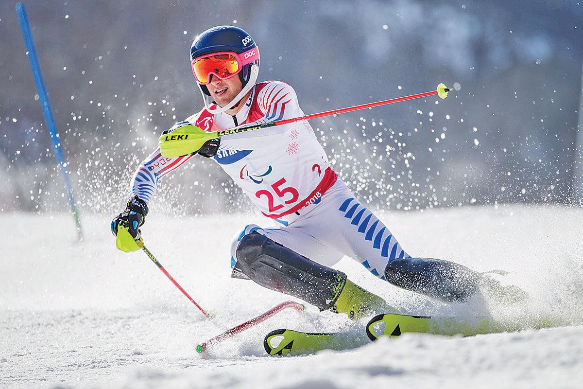 Adams Grad Earns Bronze at Paralympics in S. Korea