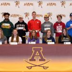 College Bound Athletes Highlighted