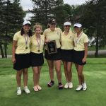 Strong Start for Girls Golf