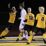 Soccer Advances to District Final With Win Over RHS