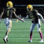 Football Defeats Stoney Creek – Earns Playoff Berth