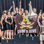 Girls Swim Wins State Title!