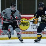 United Hockey Upends Troy
