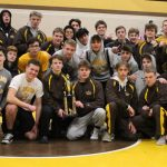 Grapplers Win Adams Invite