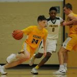 Boys Basketball Edges Groves