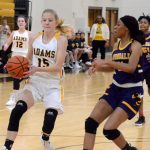 Girls Basketball Battles Avondale