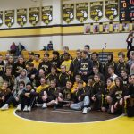 Wrestling Claims Team District Title