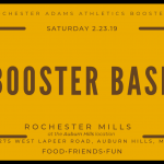 Booster Bash Event – Feb. 23rd