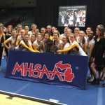 Cheer Finishes Runner-up at State Finals