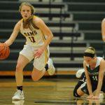 Girls Basketball Battles in District FInal