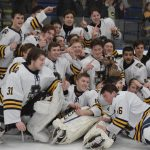 Hockey Wins Regional Title & Quarterfinal Game
