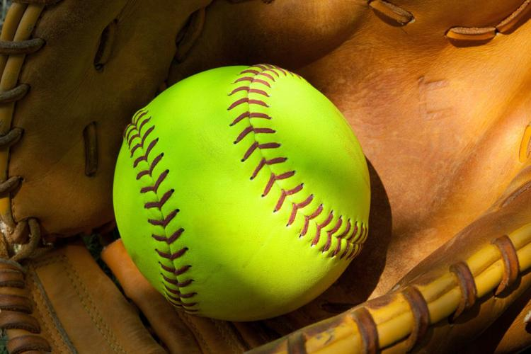 Emma Curran Sets Hit Record as Softball Wins Two