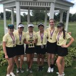 Golf Wins OAA White & Advances to State Finals
