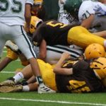 Boys Freshman Football beats Lake Orion 48 – 14