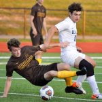 Soccer Battles Back to Tie Berkley
