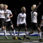 Soccer Advances in Postseason
