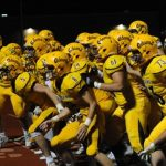 Football Tops Clarkston in a Thriller