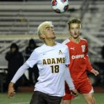 Soccer Falls in Regional Play