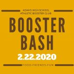 Booster Bash Event – Feb. 22nd
