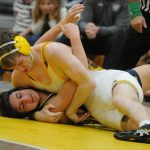 Wrestling Overcomes Huge Deficit to Win District Title