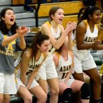 Girls Hoops Wins Postseason Opener