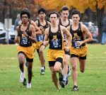 Cross Country Teams Finish 1st/2nd at Pre-Regional