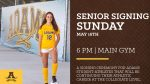 Senior Signing Sunday – May 16th
