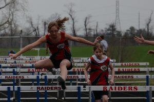 Junior High track @ Southern Wells