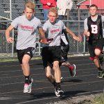 Junior High Track Outruns Blackford