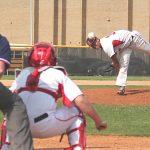 Eastbrook Varsity Baseball falls to Oak Hill High School 1-3