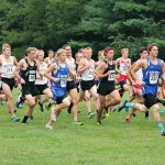 Eastbrook XC Teams Race at Western Invite