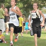 Records Fall at Jr High Cross Country Meet