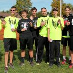 Cross Country Boys Advance to Regional