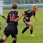 Boys Earn Tough Win Over Warriors 2-1