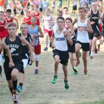 Jr. High Cross Country Opens Season