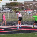 Girls Soccer Honors 5 on Senior Night