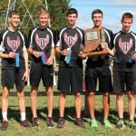 Boys Win 1st Cross Country Sectional Championship in School History